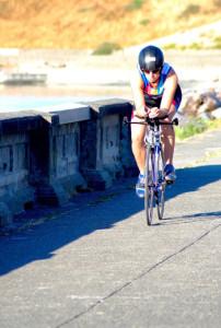karmen biking ITU kit from front